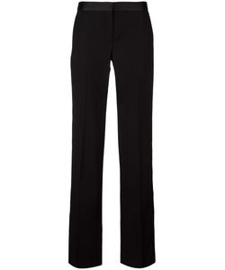 Alexander McQueen | Straight-Leg Tuxedo Trousers 40 Virgin Wool