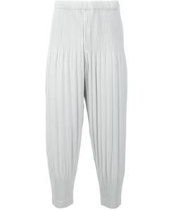 HOMME PLISSE ISSEY MIYAKE | Homme Plissé Issey Miyake Pleated Cropped Trousers 2