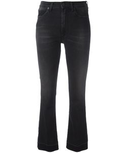 +people | Flared Jeans 27 Cotton/Polyester/Spandex/Elastane