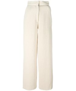 CHARLIE MAY | Johanna Trousers 10 Cotton/Virgin Wool/Alpaca