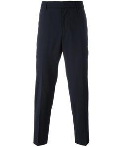 JUUN.J | Tapered Trousers 48 Nylon/Polyester/Polyurethane/Wool