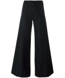Emanuel Ungaro Vintage | Flared Oversize Trousers 8