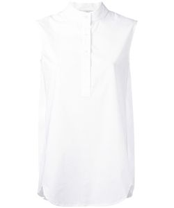 Io Ivana Omazic | Sleeveless Button Down Shirt 44