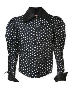 Andreas Kronthaler For Vivienne Westwood | Oversize Shoulder Dot Shirt Adult Unisex