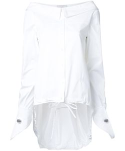 Monse | Off-Shoulder Shirt 4 Cotton/Spandex/Elastane