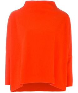 DUSAN | Loose High Neck Jumper Cashmere