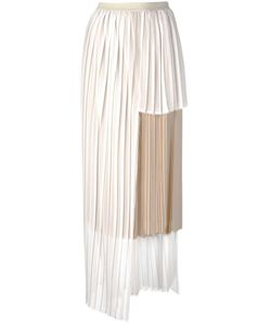Erika Cavallini | Zoe Pleated Skirt 40 Polyester