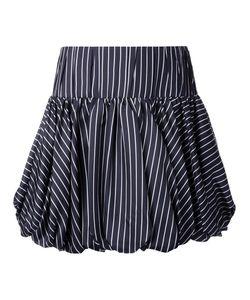 Monse   Striped Skirt 6 Silk