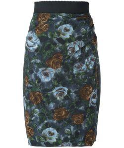 Dolce & Gabbana | Vintage Print Skirt 36