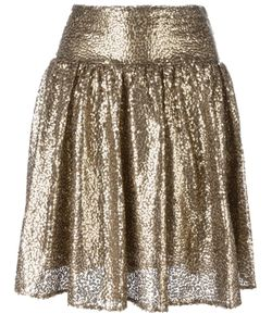 Michael Michael Kors | Sequin Pleated Skirt 4