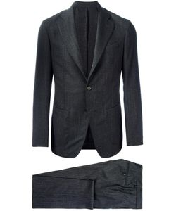 BORRELLI | Two-Piece Suit 48 Virgin Wool/Cupro/Viscose