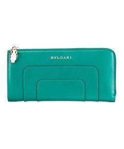Bulgari | Zipped Wallet Calf Leather