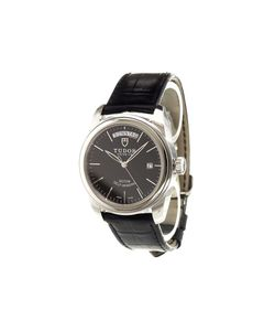 Tudor | Glamour Date-Day Analog Watch Adult Unisex
