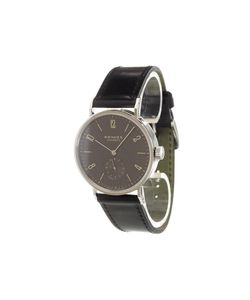 Nomos | Tangomat Ruthenium Analog Watch Adult Unisex
