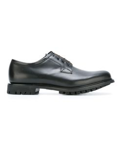 Church'S   Newbridge Derby Shoes 10 Calf Leather/Leather/Rubber