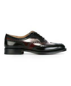 Church'S | Burwood Brogues 7 Calf Leather/Leather