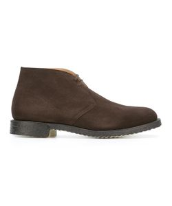 Church'S | Ryder Boots 10 Leather/Suede/Rubber