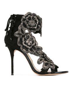 Sophia Webster   Winona Sandals 37 Leather/Suede