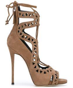Giuseppe Zanotti Design | Tattoo 16 Sandals 39 Suede/Leather