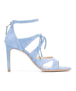 CHLOE GOSSELIN | Bryonia Sandals 40 Suede/Leather