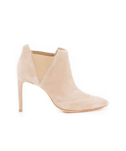 Sarah Chofakian | High Heels Ankle Boot 37 Suede/Goat