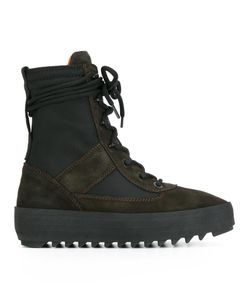 YEEZY | Season 3 Military Boots 39 Calf Suede/Nylon/Leather/Rubber