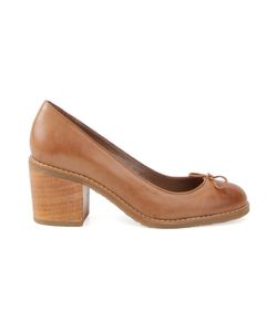 Sarah Chofakian | Chunky Heel Boots 40 Goat Skin