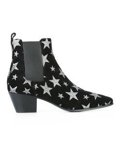 Saint Laurent   Rock 40 Chelsea Boots 40 Calf