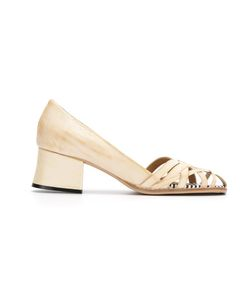 Manolita | Leather Pumps 37 Leather