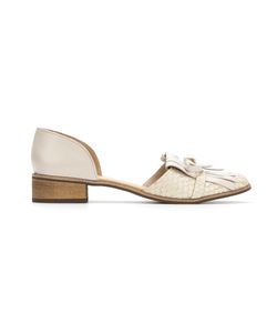 Manolita | Leather Ballerinas 39 Leather