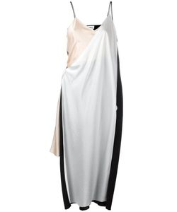 DKNY | Deconstructed Slip Dress Xs Triacetate/Polyester