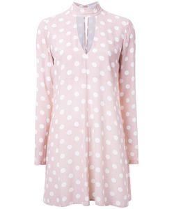 Rebecca Vallance | Oasis Shift Dress 6 Viscose Crepe