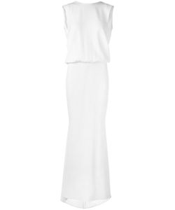 Talbot Runhof | Lochar Dress 34 Polyester/Triacetate