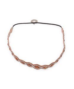 SERPUI   Embellished Headband Leather