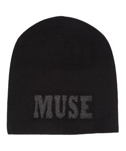 WARM-ME | Muse Embellished Beanie Cashmere