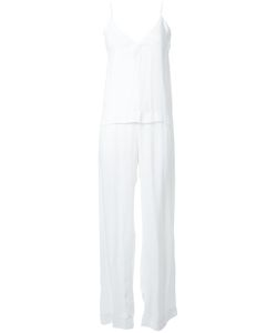 MANNING CARTELL | Spaghetti Strap Jumpsuit 6 Viscose Crepe