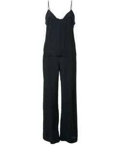 MANNING CARTELL | Spaghetti Strap Jumpsuit 12 Viscose