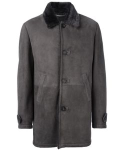 DESA COLLECTION | Suede Coat 50 Sheep Skin/Shearling