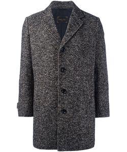 PALTÒ | Paltò Herringbone Short Coat 50 Acrylic/Polyester/Nylon/Silk