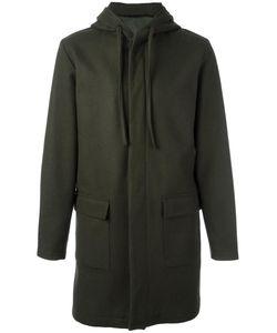 HARMONY PARIS | Mathieu Coat 48 Wool/Polyamide/Viscose