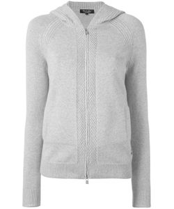 Loro Piana | Hooded Zip Cardigan 40 Cashmere