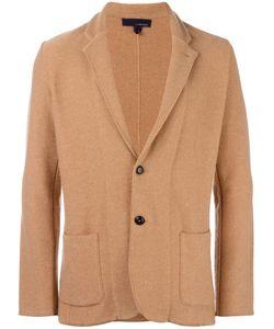 Tagliatore | Plaid Buttoned Waiscoat 52 Cupro/Wool/Polyamide/Linen/Flax