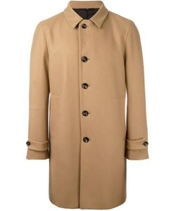 HEVO | Notched Lapel Coat 52 Virgin Wool/Polyamide/Viscose