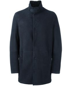 Giorgio Armani | Stand Up Collar Zip Coat Size 48