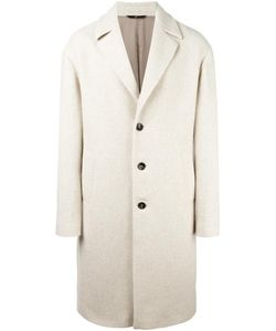 HEVO | Ostuni Coat 46 Viscose/Virgin Wool/Polyamide