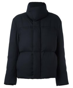 Paul Smith | Travel Down Bomber Jacket 40 Wool/Cupro/Feather