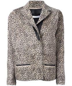 INÈS & MARÉCHAL | Ines Marechal Toscane Jacket 36 Goat Fur/Cotton