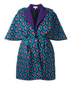 Delpozo | Jacquard Fitted Jacket 38 Silk