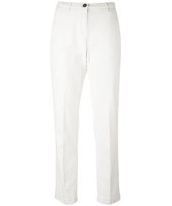 Massimo Alba   Liza Trousers 40 Cotton/Cashmere