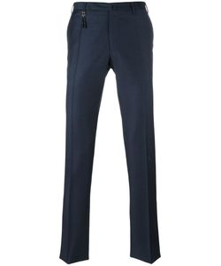 Incotex | Slim-Fit Tailored Trousers 48 Wool
